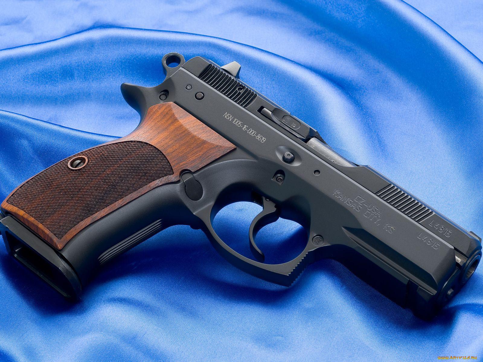 Картинка на пистолет